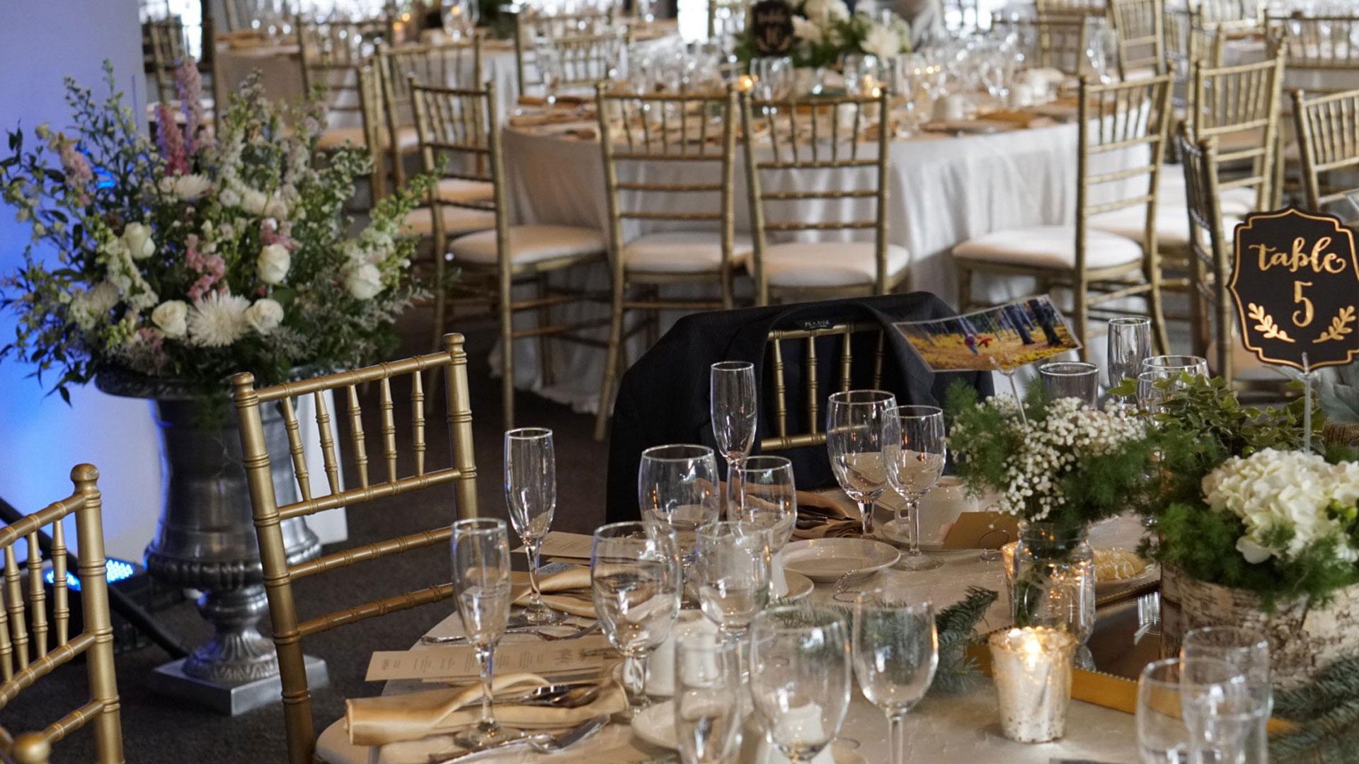 Chicago Wedding Decor Rental