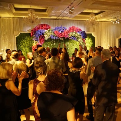Wedding Flowers Decor Chicago DJ